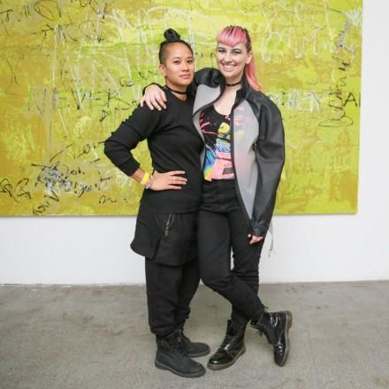 Christine Tran and Becca McCharen, credit Angela Pham/BFA.com