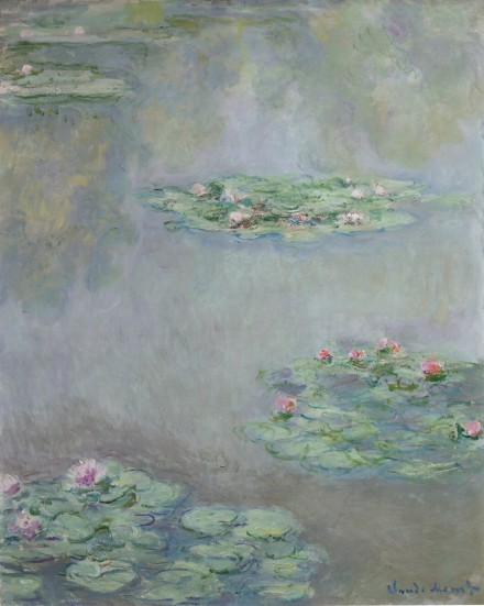 Claude Monet, Nymphéas (1908)