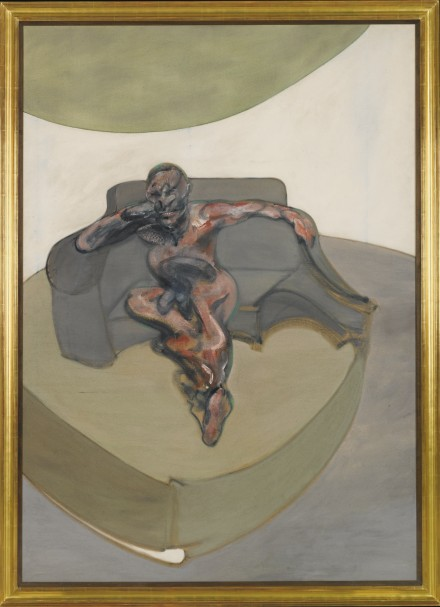 Francis Bacon, Portrait (1962), via Sotheby's