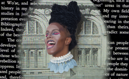 Juliana Huxtable, There Are Certain Facts That Cannot Be Disputed (2015), via Performa