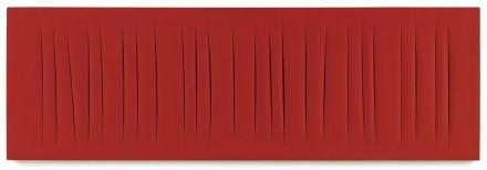 Lucio Fontana, Concetto Spaziale, Attese (1965), via Sothebys