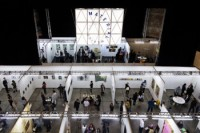 Material Art Fair, via Art News