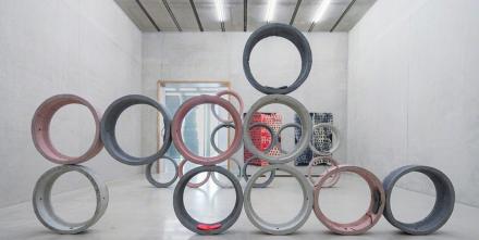 Nicholas Lobo, The Leisure Pit (2015), via Perez Museum