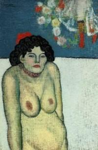 Pablo Picasso, La Gommeuse, via Telegraph