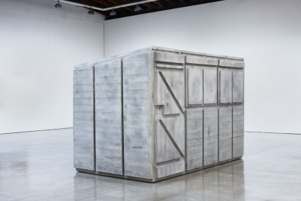 Rachel Whiteread, Detached III (2012)
