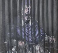 Study after Velázquez, 1950, via The Guardian