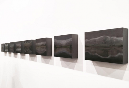 Teresita Fernández, Viñales (8 Nights) (2015), via Rae Wang for Art Observed