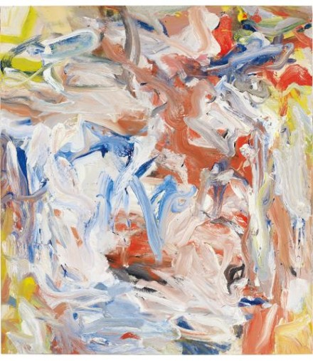 Willem de Kooning, Untitled XXVIII (1977), via Phillips
