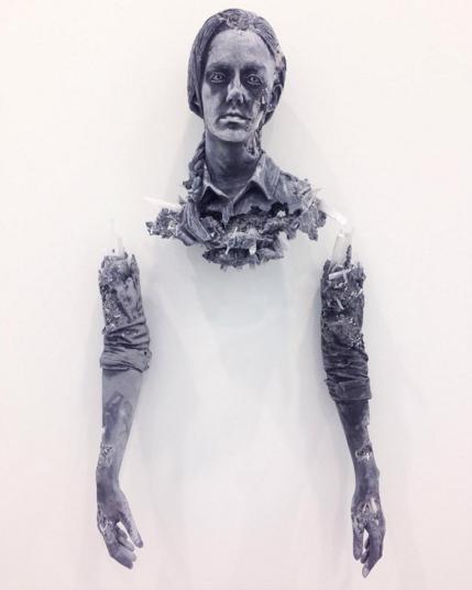 Daniel Arsham at Baro Galeria