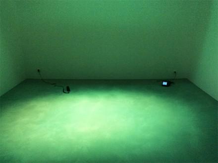 Dominique Gonzales-Foerster,  Une chambre en ville (1996)