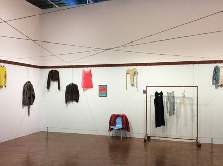 Dominique Gonzales-Foerster, euqinimod & costumes (2014)