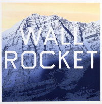 Ed Ruscha, Wall Rocket, via The Guardian