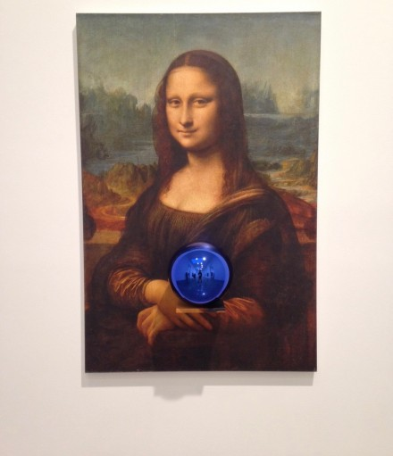 "» New York: Jeff Koons: ""Gazing Ball Paintings"" at ..."