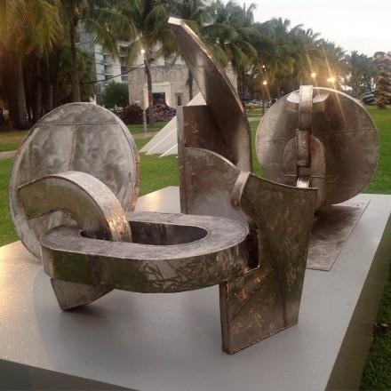 Melvin Edwards, Ukpo.Edo (1993/1996)