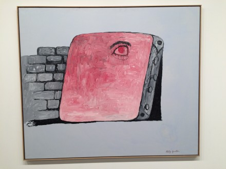 Philip Guston at Hauser and Wirth