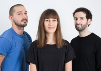 Shia LaBeouf, Nastja Säde Rönkkö and Luke Turner, via The Guardian