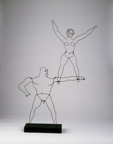 Alexander Calder, Hi! (1928)