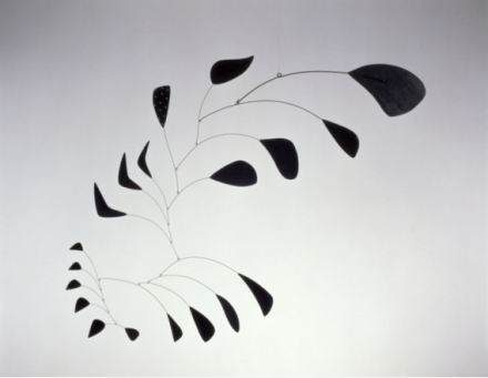 Alexander Calder, Vertical Foliage (1941)