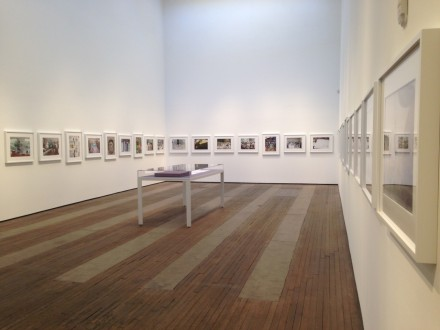 Catherine Opie, 700 Nimes Road (Installation View)
