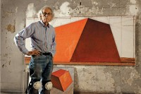 Christo, via Art Newspaper
