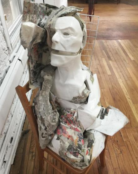 Danica Barboza, Domestic Series No. 4 (2015), via Art Observed