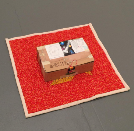 Susan Ciancolo, Mini Accessories Kit (1997-2010), via Rae Wang for Art Observed