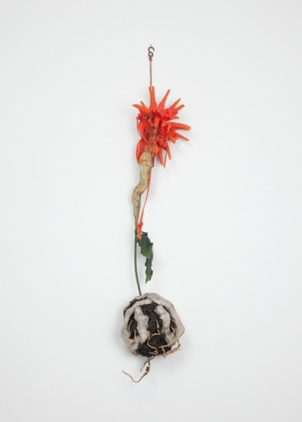 Tetsumi Kudo, Fleur et maines jointes (1976), via Hauser and Wirth