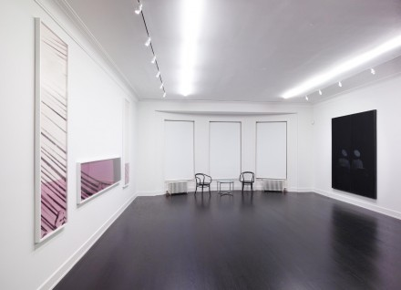 Troy Brauntuch, Early Works (Installation View), via Petzel