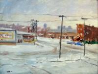 William Folchi Painting, via NYT