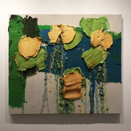 Zhu Jinshi, Green and Yellow (2010)