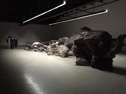 Berlinde De Bruyckere, Kreupelhout - Cripplewood (2013)