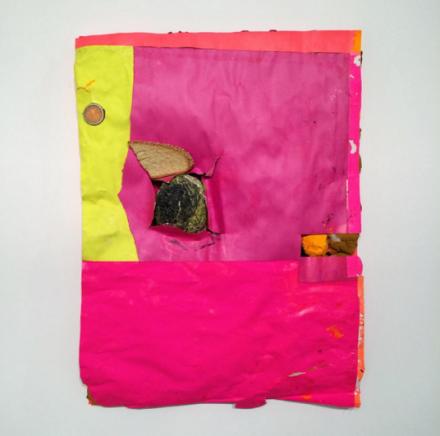 Brian Belott, Baarpyp (2015), via Art Observed
