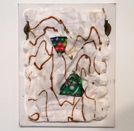 Brian Belott, Untitled 4 (2015), via Art Observed