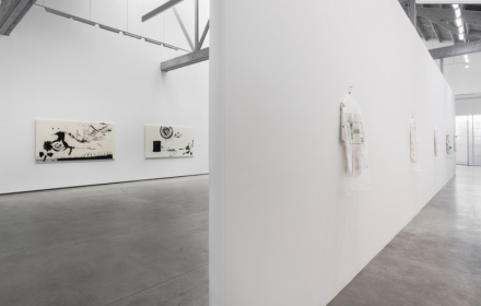 Calvin Marcus, Malvin Carcus (Installation View), via Art Observed