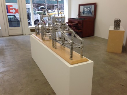 Chris Burden, Bridges at Park & 75 (Installation View)