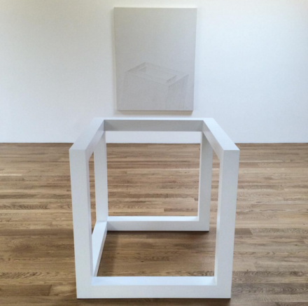 Dansaekhwa and Minimalism (Installation View), via Art Observed