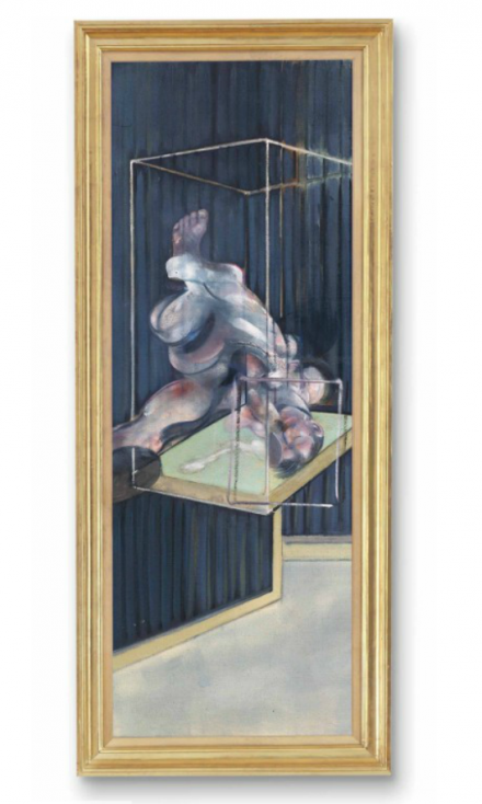 Francis Bacon, Two Figures (1975), via Christie's