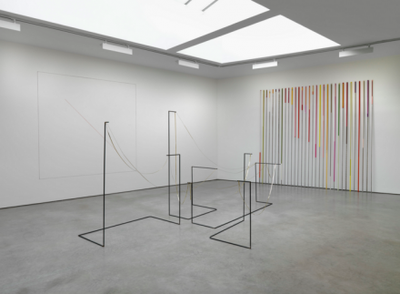 Line (Installation View), via Lisson Gallery