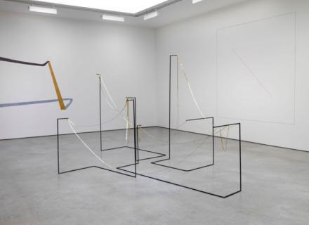 Line (Installation View), via Lisson Gallery