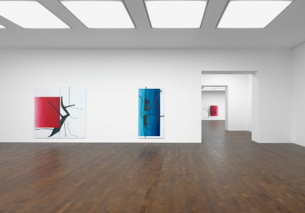 Albert Oehlen (Installation View)