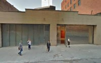 Pace Gallery's new location, via Art News