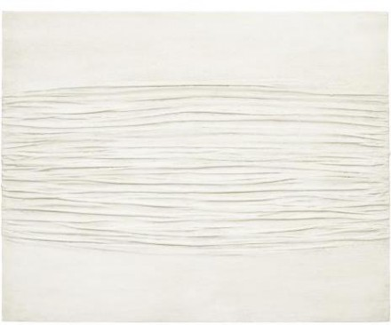 Piero Manzoni, Achrome (1958), via Phillips