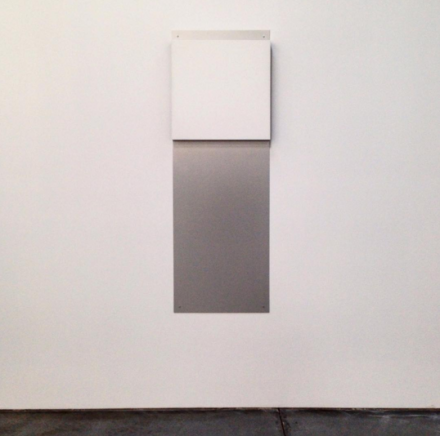 Robert Ryman, Accord (1985), via Art Observed