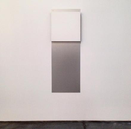 Robert Ryman, Accord (1985), via Art Observed