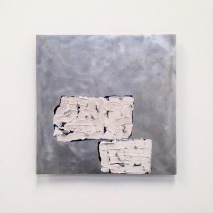 Robert Ryman, Untitled (1964), via Art Observed
