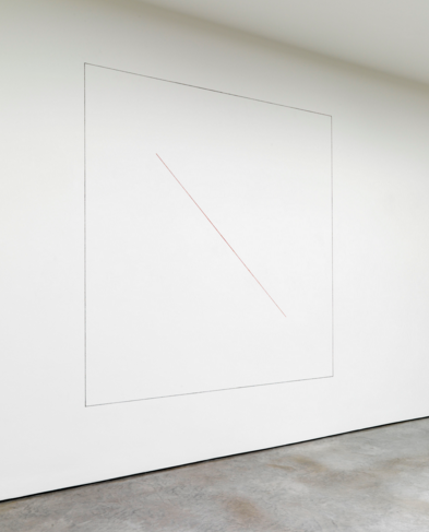 Sol LeWitt, Wall Drawing 157 (1973), via Lisson Gallery