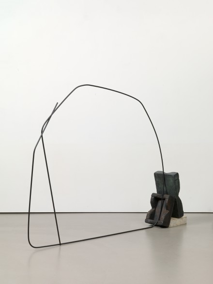Tatiana Trouvé, Untitled (2016), image courtesy of Tatiana Trouvé and KÖNIG GALERIE