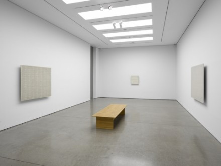 Park Seo-Bo, (Installation View), photo courtesy White Cube (George Darrell)
