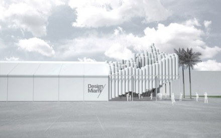 Design Miami Drift by Snarkitecture